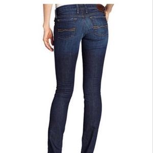 Lucky Brand Charlie Straight Leg Jeans Size 2/26
